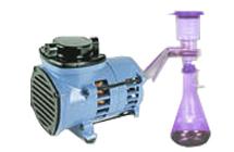 Vacuum Pump, Filtration Kit, Inline Filter Holder, Bituman